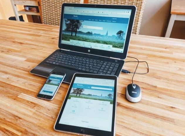 """Gemeente lanceert website met slimme lay-out: """"Onze website past op laptop, tablet én gsm"""""""