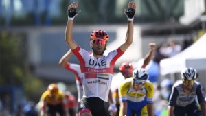 Diego Ulissi sprint naar de zege in Luxemburg, Capiot en Philipsen in de top vijf