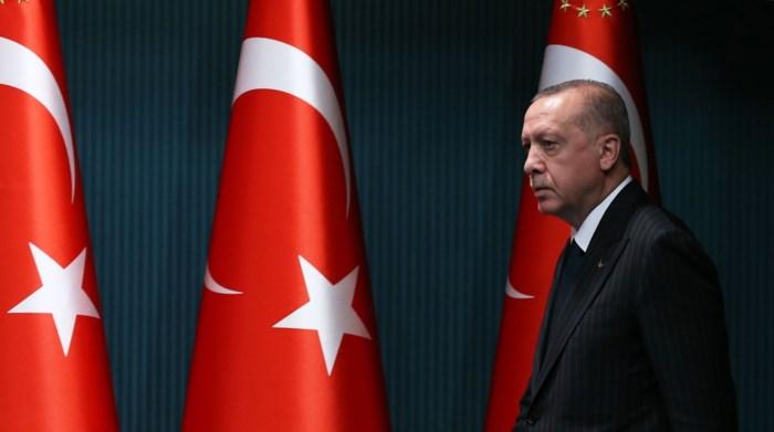 De Turkse president Erdogan straft meer dan 3.000 Turken voor 'beledigende' opmerkingen