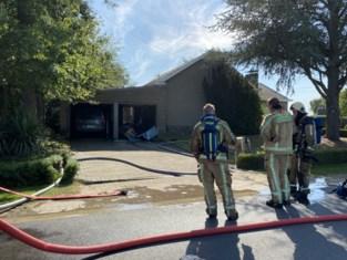 Brand in garage ontstaat tijdens opladen fiets