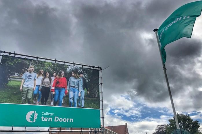 Leerling College Ten Doorn test positief op corona, twaalf klasgenoten in quarantaine