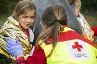 """Na afgelaste stickeractie zit Rode Kruis-afdeling bijna op zwart zaad: """"We hebben dringend middelen nodig om mensen te kunnen blijven helpen"""""""