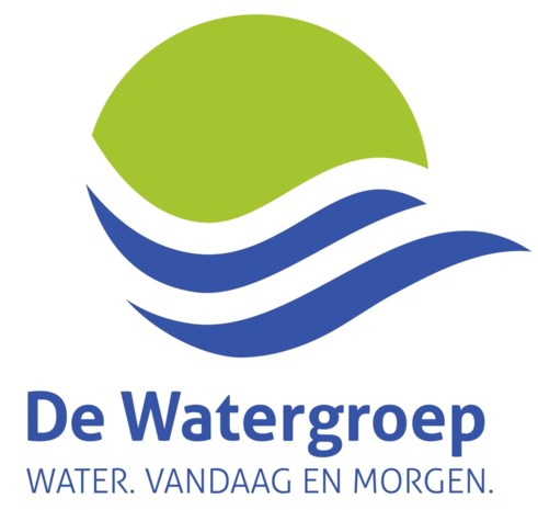 Put in fietspad door waterlek in Lommel