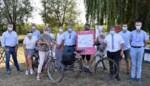 Nieuwe fietsroute doorkruist vier Mandelgemeenten