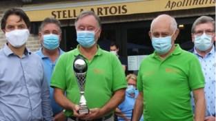 Dit zijn de winnaars van de afgeslankte petanquecompetitie<BR />