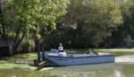 Explosieve exoot 'bevuilt' rivier, maar dat is buiten deze speciale boot gerekend