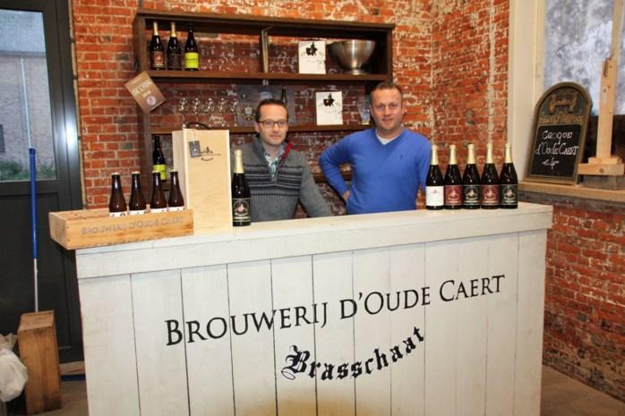"""Brasschaatse Tripel d'Oude Caert valt in de prijzen: """"Bewijs dat we goed bezig zijn"""""""