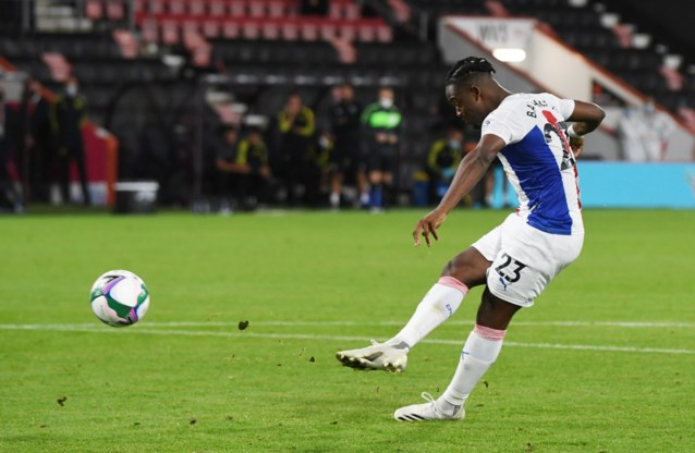 Michy Batshuayi met Crystal Palace uitgeschakeld in League Cup na penaltythriller