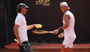Na zeven maanden uit zijn coronakot: gravelkoning Rafael Nadal maakt rentree na bewuste maandenlange tennisquarantaine