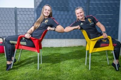 """Red Flames geloven in hun kansen om zich te plaatsen voor EK: """"Wij moeten van niemand bang zijn"""""""