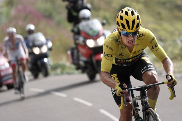 Uitslag etappe 17 Tour de France. Miguel Angel Lopez wint koninginnenrit, Roglic vergroot op Col de la Loze voorsprong op Pogacar