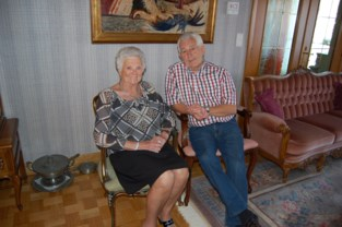 Adrienne en Roger vieren diamanten huwelijk, feest is voor later