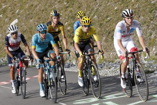 Lopez en Porte winnaars van de dag: zo groot is de schade bij de andere favorieten in het klassement
