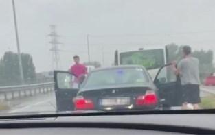 Twee verschillende BMW's betrokken bij verkeersagressie