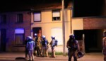 Brand na kortsluiting in rijhuis