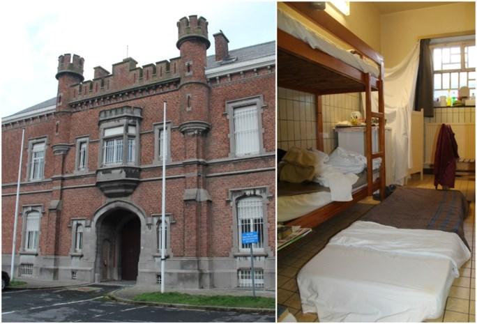 Een van dichtst bevolkte gevangenissen van het land wordt verbouwd, en daarvoor moeten heel wat gedetineerden verhuizen