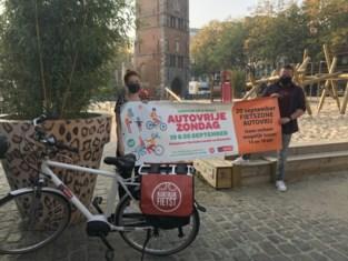 Geen klassieke autovrije zondag, wel fietsen door stripboekstad Kortrijk