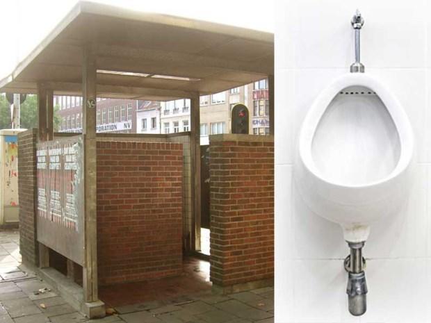 De niet zo lullige geschiedenis van het urinoir: hoe het zelfs een rol speelde in de oorlog
