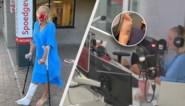 Julie Vermeire breekt voet, en de schuldige is… een mug