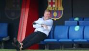 'Comedy Capers' bij FC Barcelona? Ronald Koeman mag tijdens eerste wedstrijd wellicht niet op de bank zitten