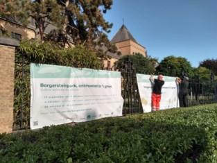 Inspraak voor buurt bij vernieuwing Borgersteinpark