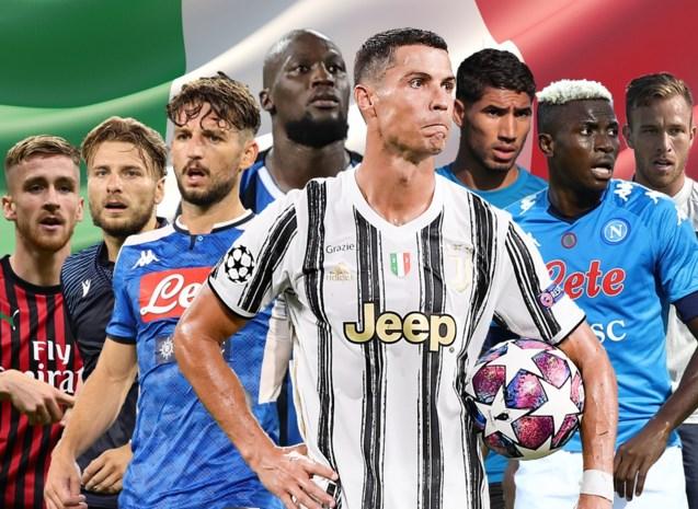 Ook Serie A begint weer: kan Lukaku met Inter profiteren van twijfels bij Juventus? Uitkijken naar Fiorentina en oude bekende