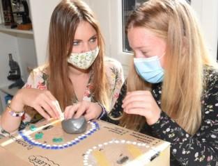 """School zoekt lesmateriaal in 3D voor blinde Amber (13): """"Zo kan ze voelen hoe Griekse zuil in elkaar zit"""""""