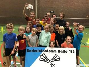 Jeugd loopt storm voor badminton