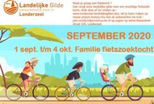 Landelijke Gilde past fietszoektocht aan
