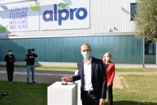 Jarig Alpro bouwt grootste waterzuiveringsinstallatie van Vlaanderen