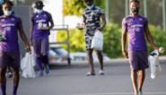 Anderlecht-speler James Lawrence  besmet, Antonio Milic in quarantaine