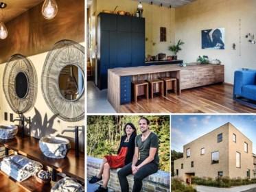 Binnenkijken in een appartement met warme materialen