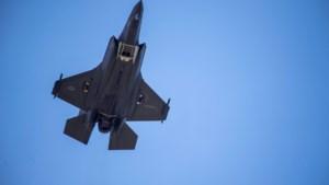 Nederlandse F-35's mogen niet vliegen bij onweer