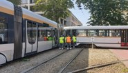 Zeven gewonden bij spectaculaire crash tussen twee trams in Brussel