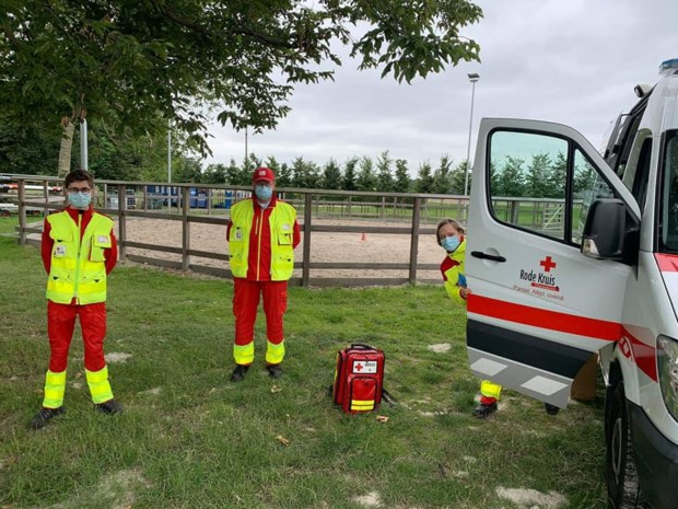 Rode Kruis zoekt geld via brief