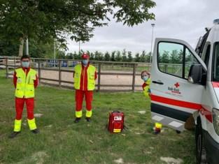 Rode Kruis zoekt geld via brief<BR />