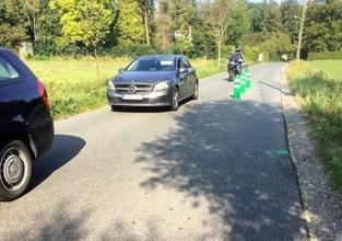 Paaltjes staan niet langer in de weg voor fietsers