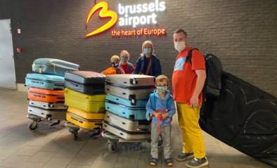 Met het hele gezin migreren naar China in volle coronatijd: opgesloten in aparte hotelkamers, één uurtje samen en twéé testen per dag