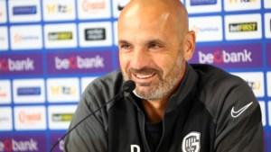 Domenico Olivieri staat voor zijn vuurdoop als coach van Genk