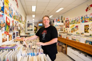 """Vlaams Stripcentrum bestaat veertig jaar: """"Maar ik vraag me af of we de vijftig gaan halen"""""""