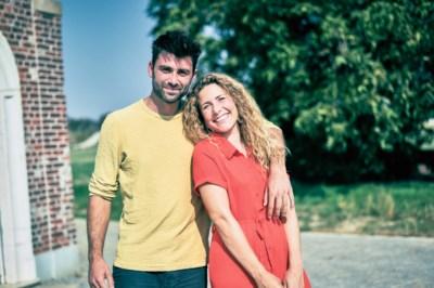 """Sieg en Maureen maken eerste programma als koppel: """"Mensen vragen ons of we die fun en vriendschap moeten faken. Dat is niet zo"""""""