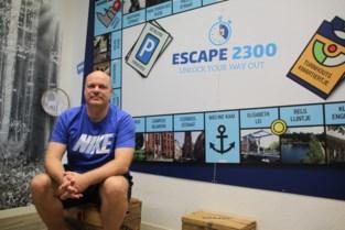 """Escape 2300 was vijf jaar geleden een van eerste escape rooms in regio: """"Door alle coronaperikelen eigen verjaardag zelfs bijna vergeten"""""""