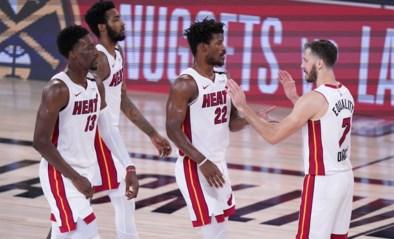 Miami Heat hebben NBA-finale in het vizier na comeback tegen Boston