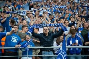 7.995 Buffalo's mogen naar thuiswedstrijden van KAA Gent: blijven zitten en mondmasker dragen