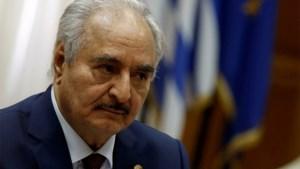 Libische generaal heft olieblokkade op onder voorwaarden