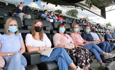 Groen licht van de minister: dit weekend 2.375 fans welkom in Daknamstadion