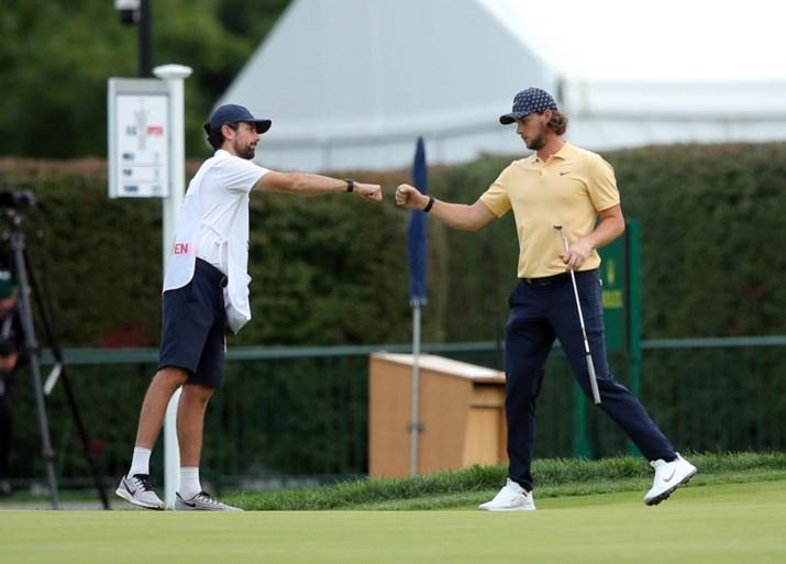 Thomas Pieters opent met sterke tweede plaats op de US Open golf, ook Thomas Detry laat Tiger Woods voorlopig achter zich