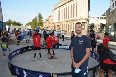 Molenwest brengt kinderen en jongeren naar West-Station voor sport, huiswerk, sociaal contact en werkbegeleiding
