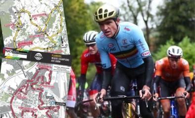 "Parcours wegrit op WK wielrennen Flanders 2021 belooft ""Flandrien-gevoel"" in Leuven én Druivenstreek: iets voor klassieke renners"