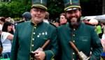 Bellemannen Benny en Björn worden stadionspeakers in Daknamstadion